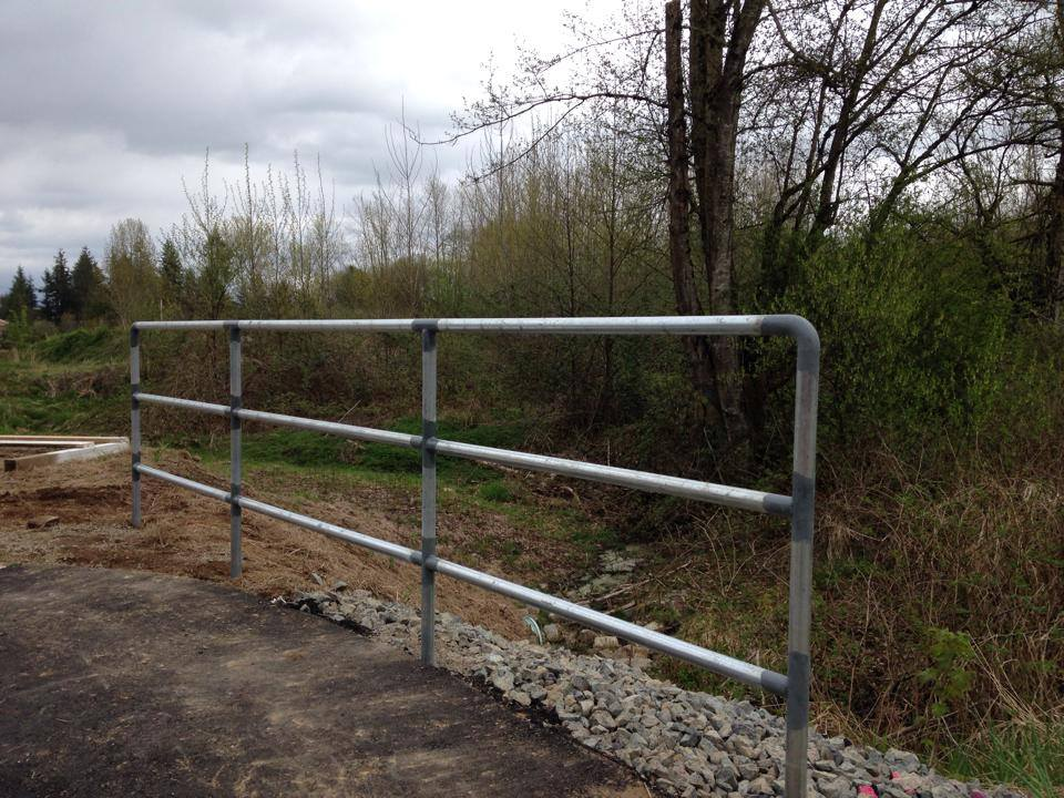Barrier Gates & Hand Rails - Chain Link Fencing Specialists